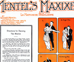 Maxixe Sheet Music